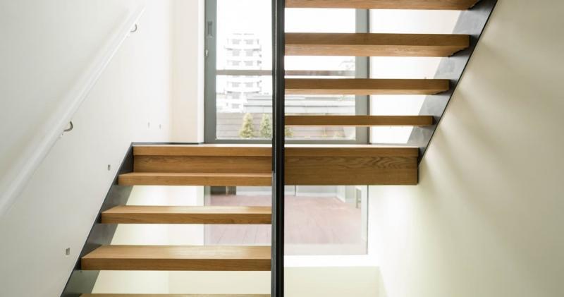 Лестница на тетиве 3