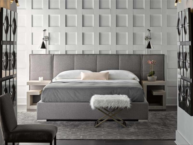 Аксессуары для спальни в современном стиле 4