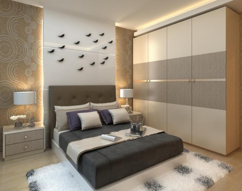 Аксессуары для спальни в современном стиле 5