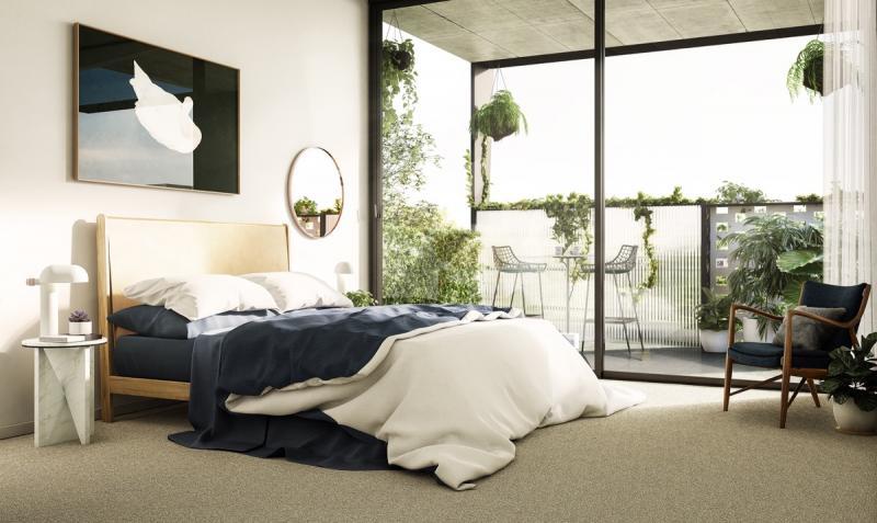 Прикроватные тумбы в спальне в современном стиле 3