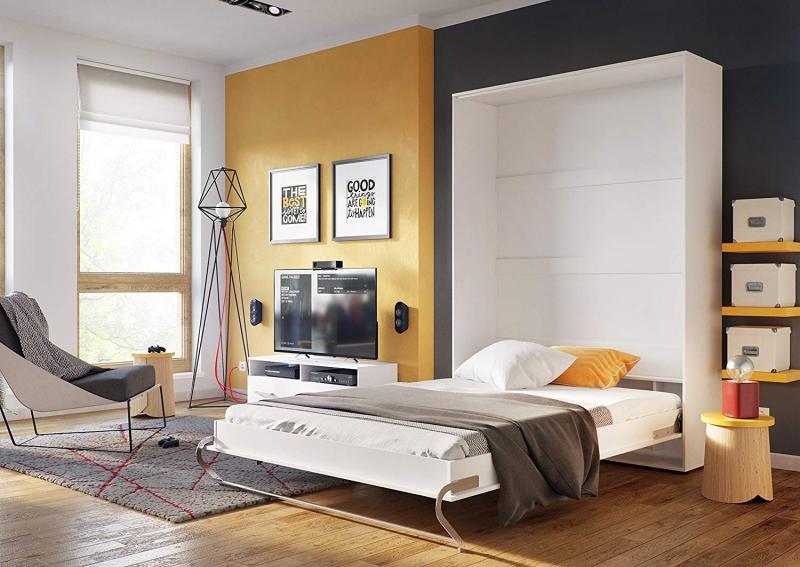 Спальня-гостиная в современном стиле 4