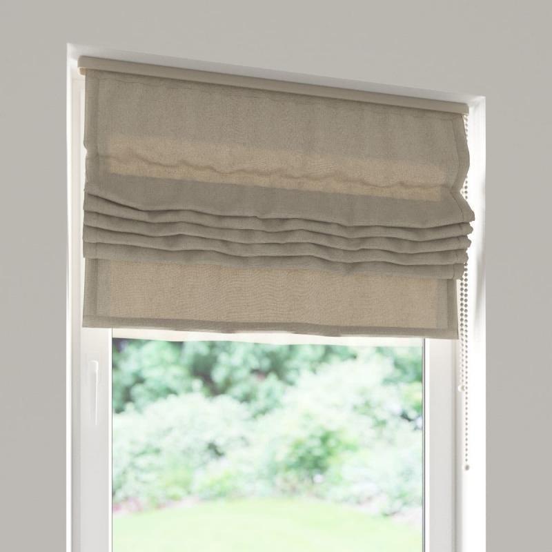 Бескаркасные римские шторы 3