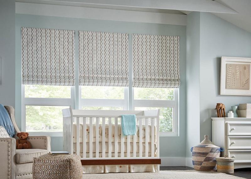 Римские шторы для детской 1