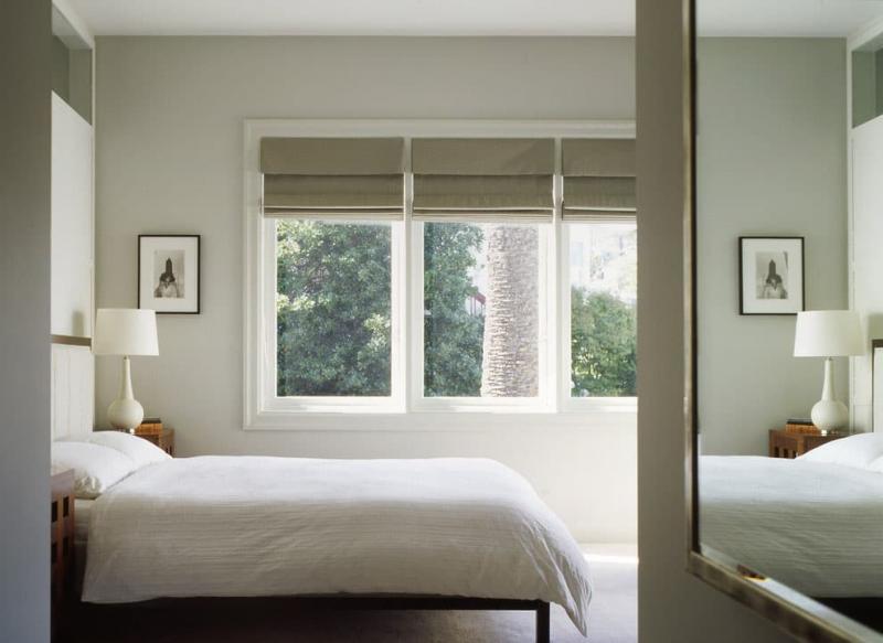 Римские шторы в минималистичном стиле 3