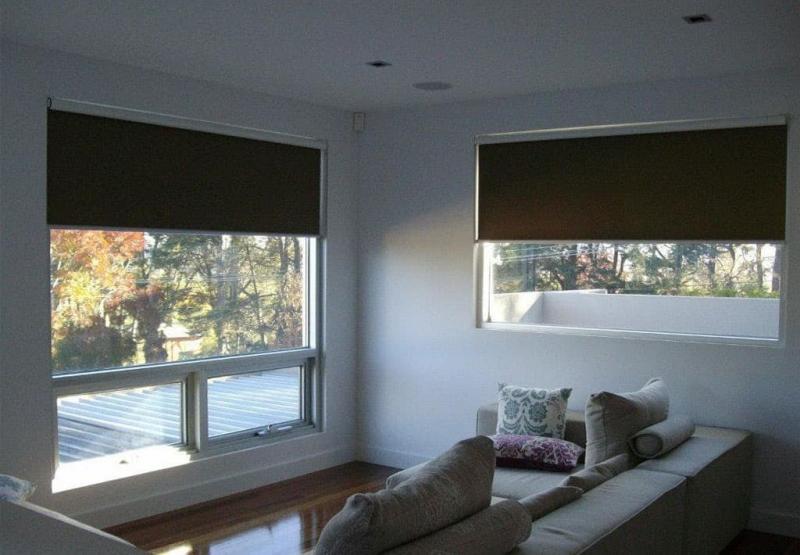 Светоотражающие рулонные шторы 2
