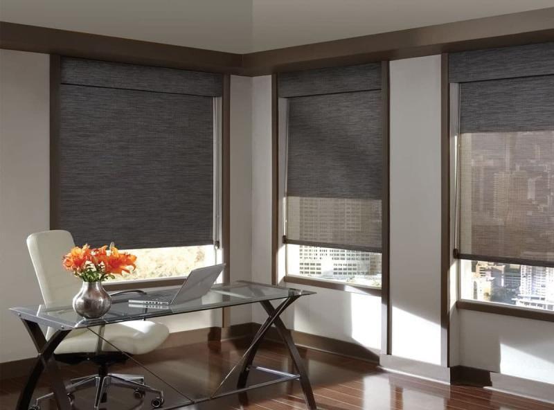 Светоотражающие рулонные шторы 4