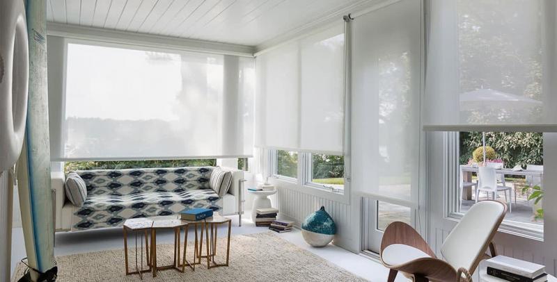 Светорассеивающие рулонные шторы 3