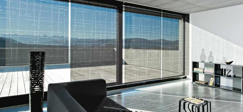 Светорассеивающие рулонные шторы 6