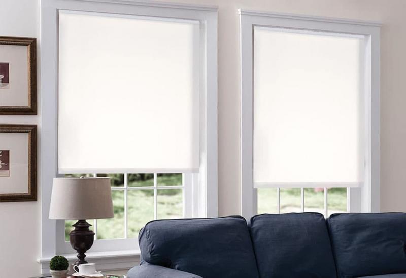 Светорассеивающие рулонные шторы 8