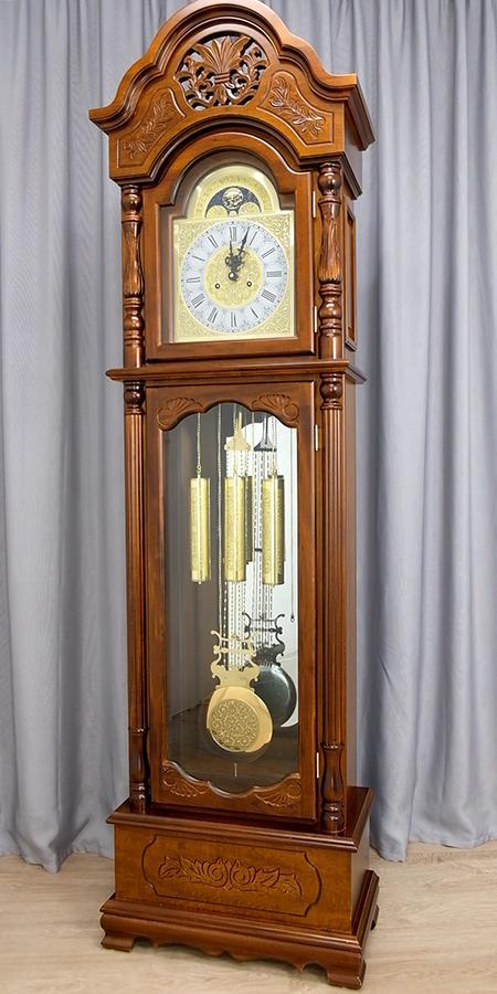 Часы напольные Columbus CL-9151M «Отражение старины»