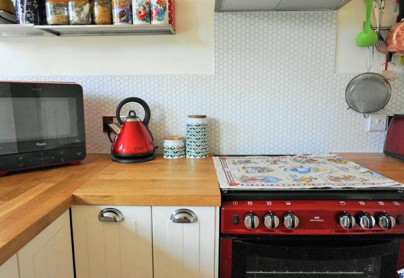 Фартук для кухни из пластика 3