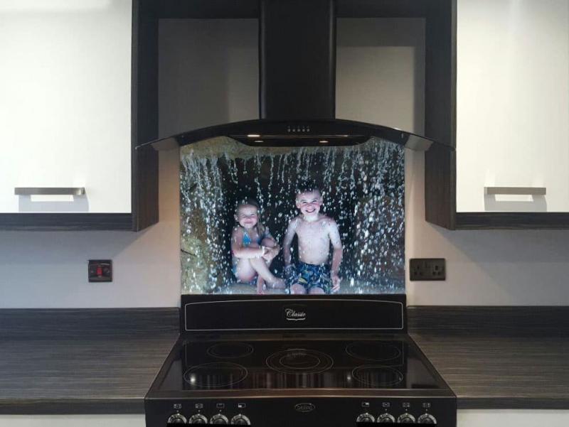 Фартук для кухни с фотопечатью 9
