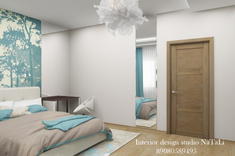 Дизайн интерьера частного дома в Башкирии