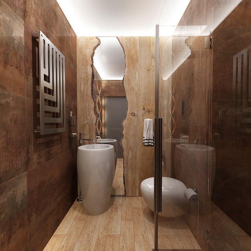 Дизайн интерьера квартиры в ЖК Форт Кутузов