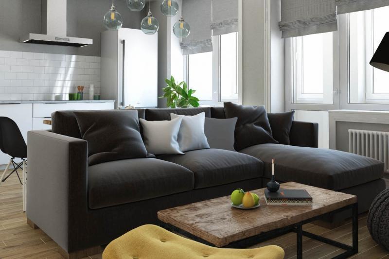 Скандинавская квартира