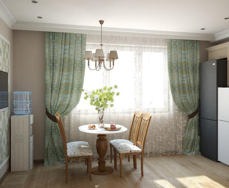 Кухня 11 кв.м (Наталья Бучнева, г. Челябинск) 2