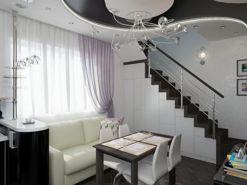 Кухня в частном доме (Наталья Бучнева, г. Челябинск) - фото 4