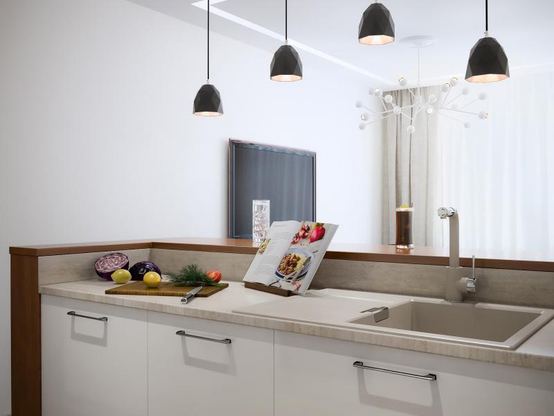 Кухня до 5 кв.м (Instilier, г. Москва) 3