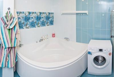Дизайн ванной комнаты - фото 1