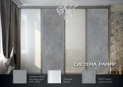 Шкаф-купе в спальню: фасад и внутреннее наполнение