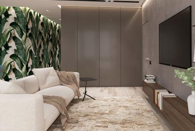 Дизайн гостиной - фото 2017 года