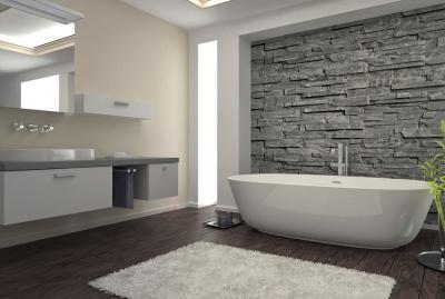 Дизайн ванной комнаты 2017: лучшие новинки