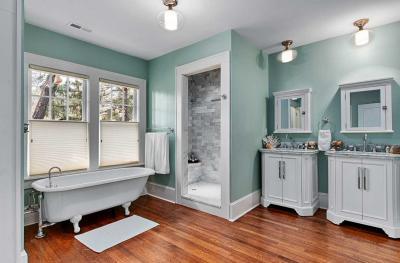 4 горячих тренда для ванной комнаты
