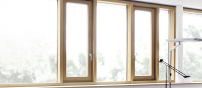 Какие окна выбрать: из лиственницы или пластика