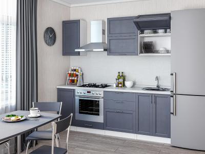 Прямая кухня — секреты удобной планировки от дизайнера