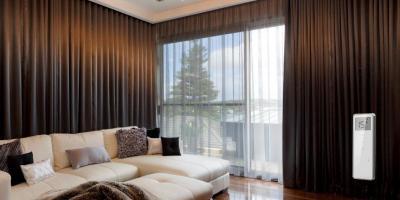 Преимущества электрокарнизов для штор