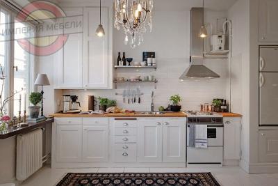 Мебель для кухни в малогабаритной квартире