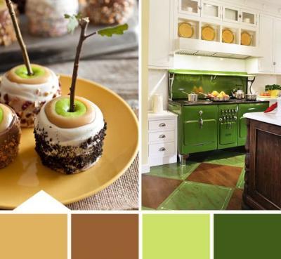 Цветовая схема фотографии