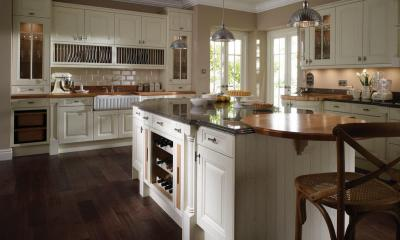 Дизайн кухни в классическом стиле - фото 2