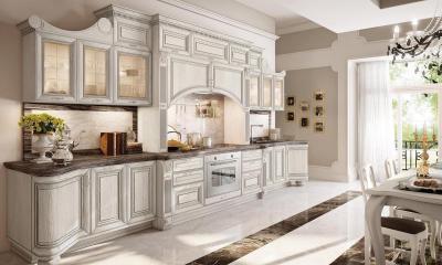 Пример кухни в Классическом стиле