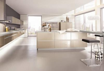Кухня в стиле хай-тек 4