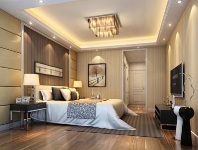 Двухуровневый потолок из гипсокартона 4