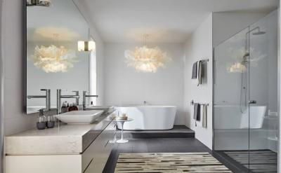 Дизайн ванной комнаты 2018 - фото 2