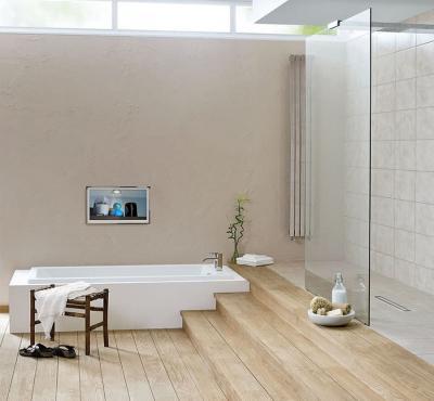 Дизайн ванной комнаты 2018 - фото 7