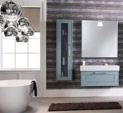 Дизайн ванной комнаты 2018 - фото 8