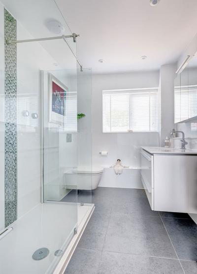 Дизайн ванной комнаты 4 кв. м - 105 фото совмещенного санузла