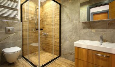 Маленькая ванная комната (интерьер) 2_1