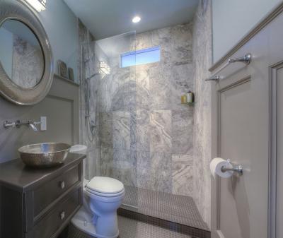 Ванная комната пример оформления 1