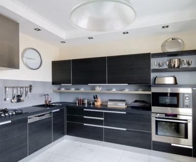 Современная угловая кухня 1