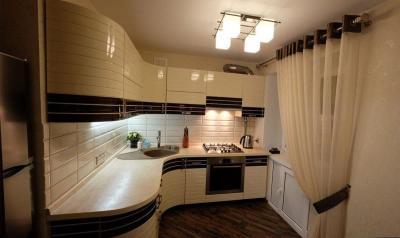 Угловая кухня 7 кв.м 3
