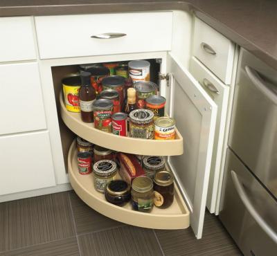 Угловой модуль для кухни (нижняя линия) 2