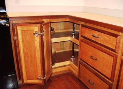 Угловой модуль для кухни (нижняя линия) 5