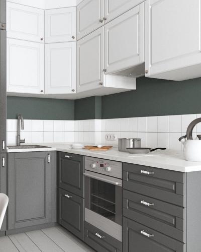 Многоярусный кухонный гаринтур 1