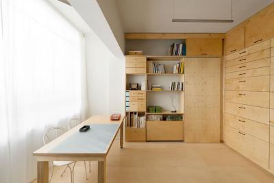 Спальня-студия 18 кв.м 3