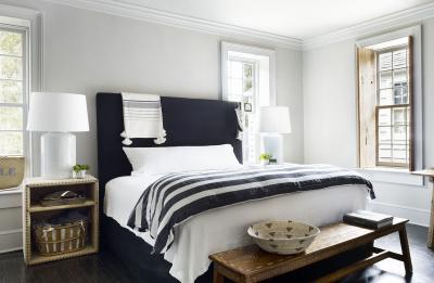 Спальня 18 кв.м с софой 1