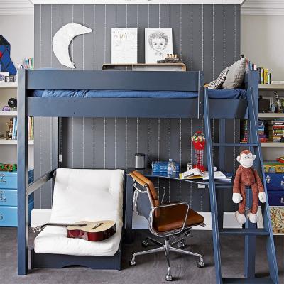 Спальня с кроватью-чердаком 3